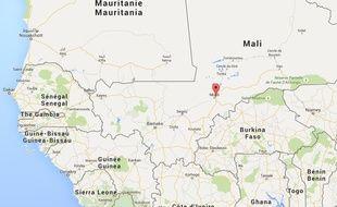 Sévaré, au Mali.