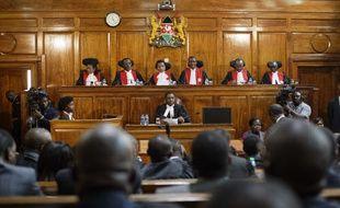 La Cour suprême kényane