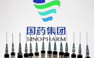 Des doses de vaccin Sinopharm, un des vaccins chinois. Illustration.