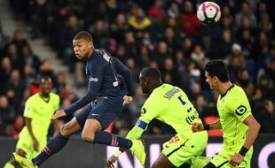 Kylian Mbappé a débloqué le score pour les Parisiens.