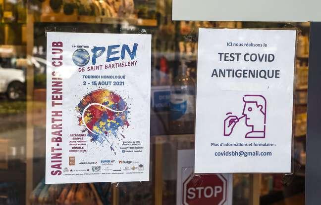 Coronavirus: Retour à la case couvre-feu pour Saint-Martin et Saint-Barthélemy