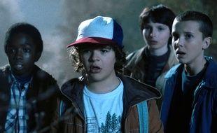 La saison 2 de «Stranger Things» distribuée sur Netflix.