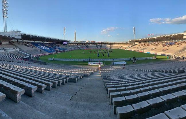Le stade Jacques Chaban-Delmas à Bordeaux.