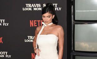 La femme d'affaires Kylie Jenner