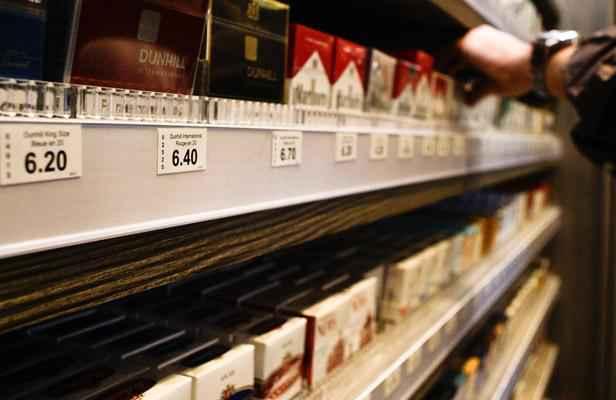tabac le prix des cigarettes augmente lundi. Black Bedroom Furniture Sets. Home Design Ideas