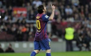 L'attaquant argentin du FC Barcelone Leo Messi a battu mercredi face à Malaga au Camp-Nou le record de 67 buts toutes compétitions confondues, marqués en une seule saison par l'Allemand Gerd Müller avec le Bayern Munich lors de la saison 1972-73.