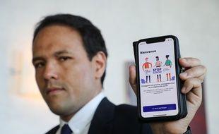 Cédric O, secrétaire d'Etat chargé du Numérique, a piloté le développement de l'application StopCovid.