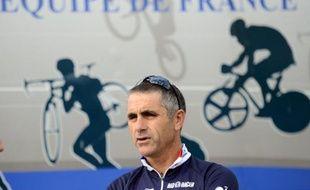 Laurent Jalabert, sélectionneur de l'équipe de France de cyclisme, victime d'un accident de la circulation alors qu'il était à vélo lundi près de chez lui à Montauban, souffre de fractures, ont indiqué les secours et la police.