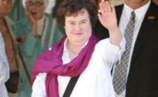 Susan Boyle le 12 septembre 2009
