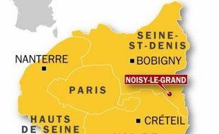 Un garçon a été renversé par une ambulance dans la nuit de mardi à mercredi, à Noisy-le-Grand.
