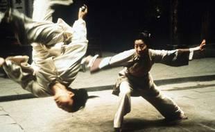 Extrait de Tigre et Dragon, de Ang Lee (2000)