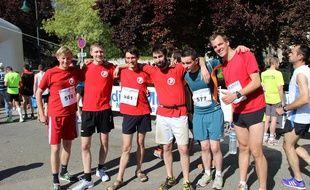 Le Spartak Lillois est présent dans plusieurs disciplines