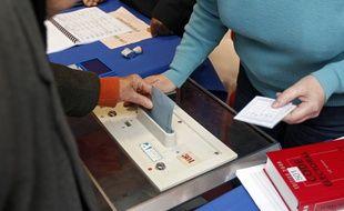 Mort en allant voter pour la primaire à gauche (illustration).