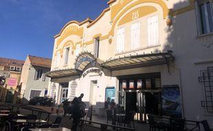 Le cinéma L'Alhambra a rouvert ses portes ce 19 mai