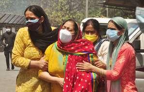 Les cas de Covid-19 explosent en Inde ces dernières semaines.