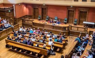 L'université Lyon 2 a annulé un colloqué prévu le 14 octobre sur islamophobie après une vive polémique née sur les réseaux sociaux autour de l'événement. Illustration