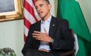 Le président américain Barack Obama a déclaré en recevant le roi de Jordanie qu'il voulait accroître la pression sur le régime syrien au moment où les discussions de Genève sont dans l'impasse.
