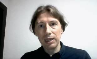 Boris Le Lay est soupçonné d'être l'administrateur d'un site ouvertement raciste, antisémite et antimusulman.