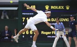 Roger Federer a perdu face à Novak Djokovic