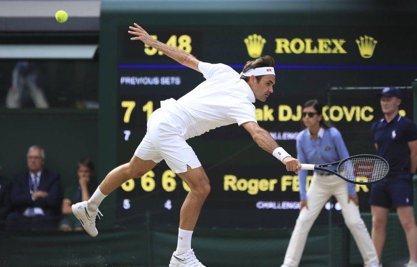 Wimbledon: Roger Federer a l'impression «d'avoir manqué une
