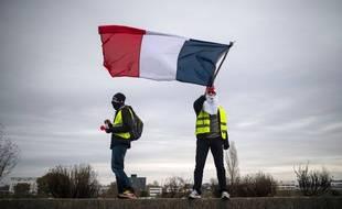 manifestation des «Gilets jaunes» à Toulouse, samedi 15 décembre.