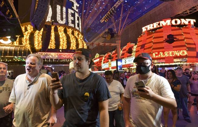 648x415 touristes pris assaut casinos las vegas reouverture 4 juin 2020
