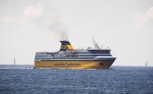 Les liaisons maritimes entre la Corse et le continent sont perturbées, ce vendredi 13 décembre 2019.