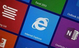 Internet Explorer: Microsoft déploie un patch de sécurité en urgence