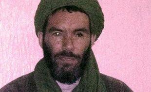 Photo non datée postée sur le site internet d'informations mauritaniennes Alakhbar du leader du groupe jihadiste Al-Mourabitoune, l'Algérien Mokhtar Belmokhtar