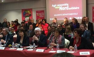 Le PS du Nord en ordre de marche pour les départementales 2015