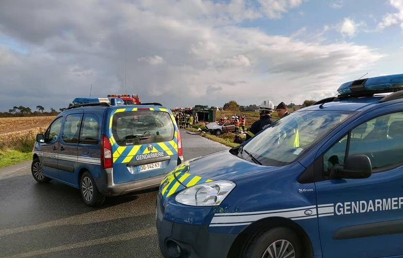 Finistère: Une cagnotte en ligne ouverte pour aider la famille des trois adolescents morts dans un accident