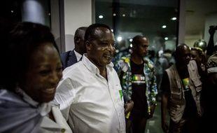 Sassou Nguesso a été réélu président au premier tour.
