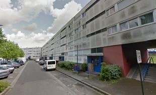 La fusillade a éclaté rue Claude-Lorrain à Nantes le 2 septembre.