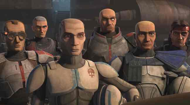 « Star Wars » : « The Bad Batch » remet les clones au centre de la saga