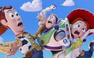 Les héros de la saga «Toy Story»
