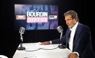 Jean-Jacques Bourdin anime la matinale de RMC.