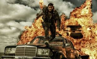 Tom Hardy dans une scène du film