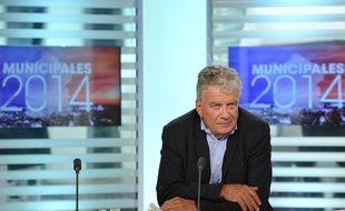 Olivier Duhamel en 2014.