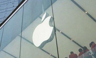 Apple (image d'illustration).