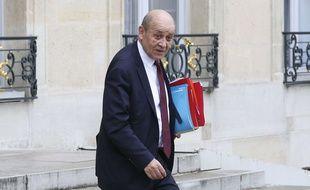 Jean-Yves Le Drian avait apporté son soutien aux candidats LREM à Rennes, Brest et Lorient.