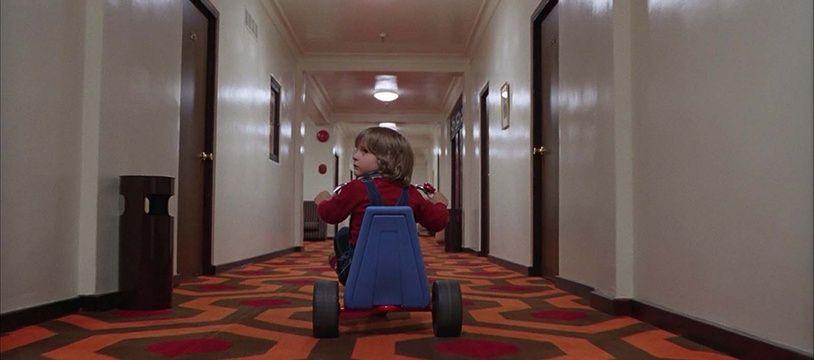 Danny LLoyd dans «Shining» de Stanley Kubrick