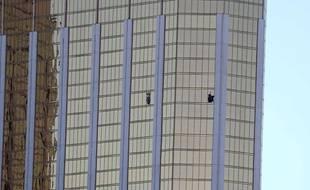 Le tireur de Las Vegas, Stephen Paddock, avait loué une chambre au 32e étage du Mandalay Bay située à 400 mètres du concert de musique country.