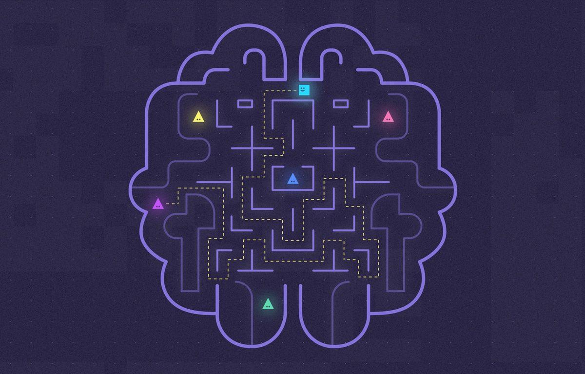 Le système de la filiale de Google, Deepmind, a appris à jouer à une dizaine de jeux en utilisant ses progrès précédents. – DEEPMIND