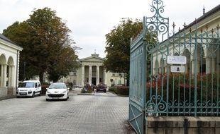 L'hôpital Saint-Jacques du CHU de Nantes.