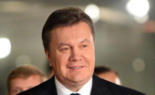Le président ukrainien Viktor Ianoukovitch va rencontrer son homologue russe Vladimir Poutine vendredi à l'ouverture des jeux Olympiques d'hiver de Sotchi, a indiqué mercredi à l'AFP le porte-parole du Kremlin.