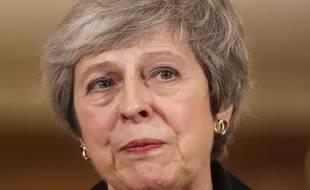 Theresa May, le 15 novembre 2018 à Londres.