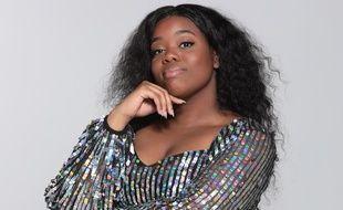Toni, candidate de The Voice.