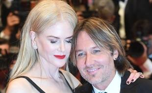 L'actrice Nicole Kidman et son mari, le chanteur country Keith Urban