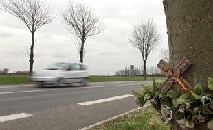 Illustration prévention routière.