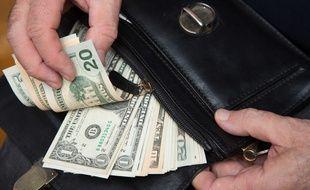 L'étudiante a simulé son enlèvement pour toucher une rançon de 85.000 dollars (illustration).